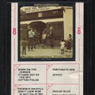 Creedence Clearwater Revival - Willy And The Poor Boys 1969 AMPEX A2 8-track tape
