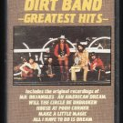 Nitty Gritty Dirt Band - Greatest Hits Cassette Tape