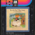 Cat Stevens - Tea For The Tillerman 8-track tape