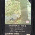 John Lennon - John Lennon / Plastic Ono Band 1970 APPLE 8-track tape