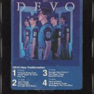Devo - New Traditionalists 1981 WB 8-track tape