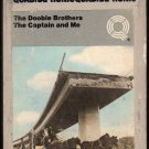 The Doobie Brothers - The Captain And Me 1973 WB Quadraphonic 8-track tape