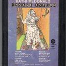 Kathi McDonald - Insane Asylum 1974 CAPITOL T6 8-track tape
