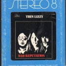 Thin Lizzy - Bad Reputation 1977 MERCURY 8-track tape