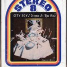 City Boy - Dinner At The Ritz 1977 MERCURY 8-track tape
