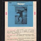 Homer - Original Motion Picture Soundtrack 1970 COTILLION AMPEX T4 8-track tape