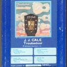 J.J. Cale - Troubadour 1976 ABC GRT A48 8-track tape