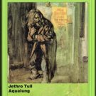 Jethro Tull - Aqualung 1971 CHRYSALIS 8-track tape