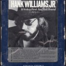 Hank Williams Jr. - Whisky Bent And Hell Bound 1979 ELEKTRA A47 8-track tape