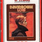 David Bowie - Low 1977 RCA 8-track tape