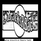 New 8-track tape repair - Foam/Felt Pad Replacement and New Foil Splice