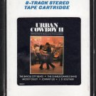 Urban Cowboy II - More Music From The Original Motion Picture Soundtrack 1980 CRC 8-track tape