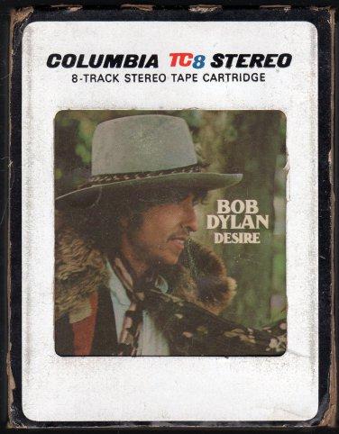 Bob Dylan - Desire 1976 TC8 A49 8-track tape