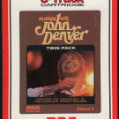 John Denver - An Evening With John Denver 1974 RCA 8-track tape