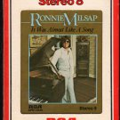 Ronnie Milsap - It Was Almost Like A Song 1977 RCA 8-track tape