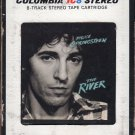 Bruce Springsteen - The River 1980 TC8 8-track tape