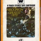 The Association - The Association's Greatest Hits 1968 WB 8-track tape