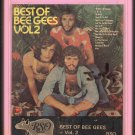 Bee Gees - Best Of Bee Gee's Vol 2 1973 RSO 8-track tape