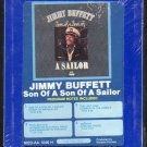Jimmy Buffett - Son of a Son of a Sailor 1978 GRT Sealed 8-track tape