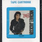 Michael Jackson - Bad 1987 CRC 8-track tape