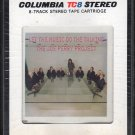The Joe Perry Project - Let The Music Do The Talking 1980 CBS TC8 8-track tape