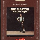 Eric Clapton - Just One Night 1980 RSO A23 8-track tape