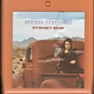 Barbra Streisand - Stoney End 1971 CBS TC8 A19B 8-track tape