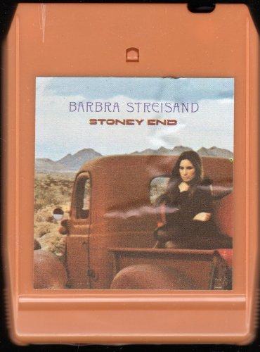Barbra Streisand - Stoney End 1971 CBS TC8 A19B 8-track tape