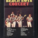The Beach Boys - Beach Boys Concert CAPITOL 8-track tape