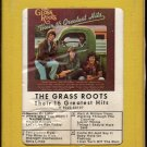 The Grass Roots - Their 16 Greatest Hits GRT A40 8-track tape