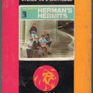 Herman's Hermits - The Best Of Herman's Hermits 1965 MGM AMPEX AC1 8-track tape
