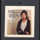 Bruce Springsteen - Darkness On The Edge Of Town 1978 CBS TC8 A40 8-track tape