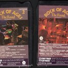 The Band - Rock Of Ages Part I & II 1972 CAPITOL A30 8-track tape