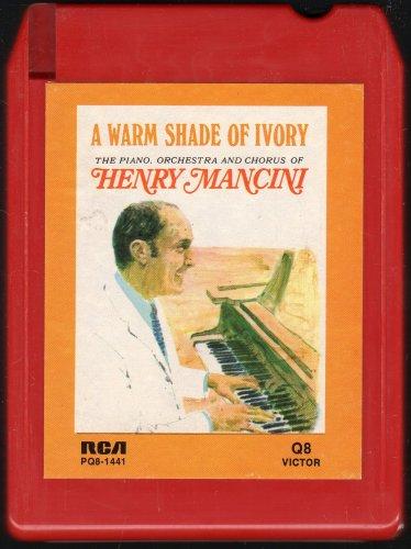 Henry Mancini - A Warm Shade Of Ivory 1969 RCA Quadraphonic A30 8-track tape