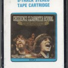 Creedence Clearwater Revival - Chronicle CRC T3 8-track tape