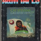 Cat Stevens - Greatest Hits 1972 A&M A30 8-track tape