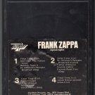Frank Zappa - Apostrophe 1974 WB A30 8-track tape