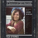 Janis Joplin - The Greatest Hits Of 1977 CBS CSP A29 8-track tape