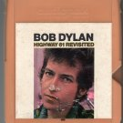 Bob Dylan - Highway 61 Revisited 1965 CBS TC8 AC5 8-track tape