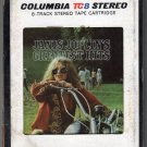 Janis Joplin - Greatest Hits 1973 CBS TC8 A51 8-track tape