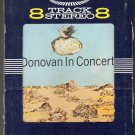 Donovan - In Concert 1968 EPIC AC2 8-track tape