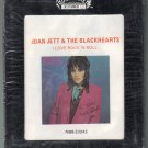 Joan Jett And The Blackhearts - I Love Rock 'N Roll 1981 BOARDWALK Sealed A51 8-track tape