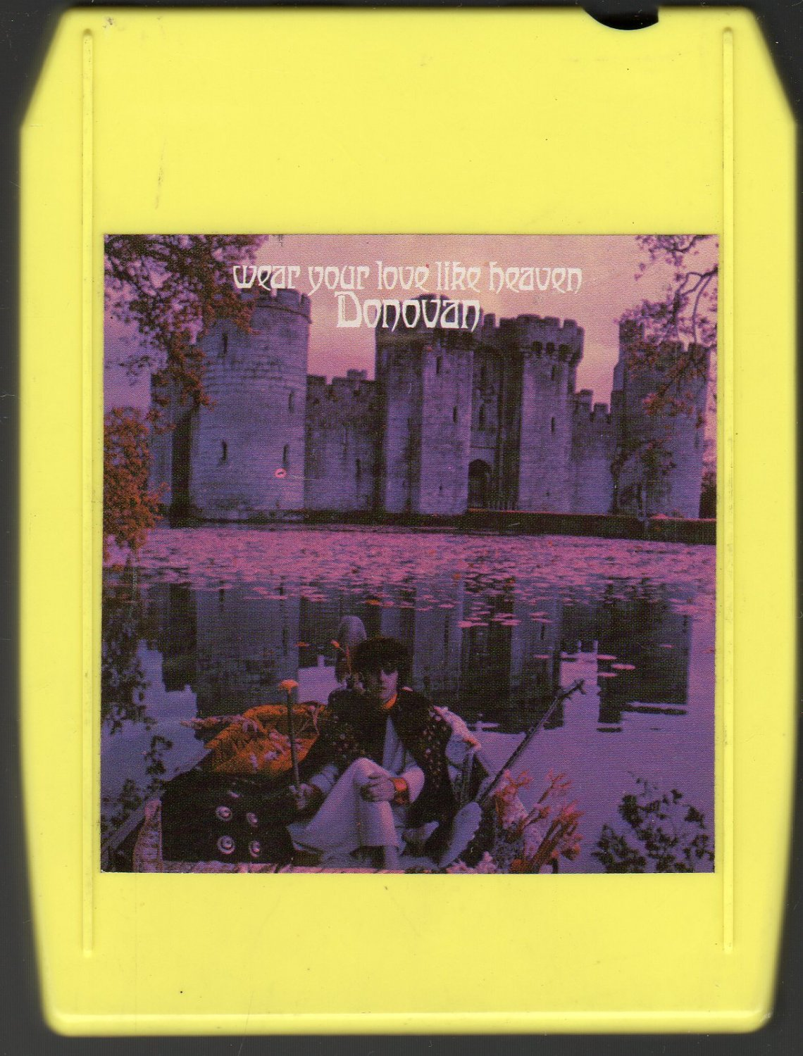 Donovan - Wear Your Love Like Heaven 1967 EPIC A49 8-track tape