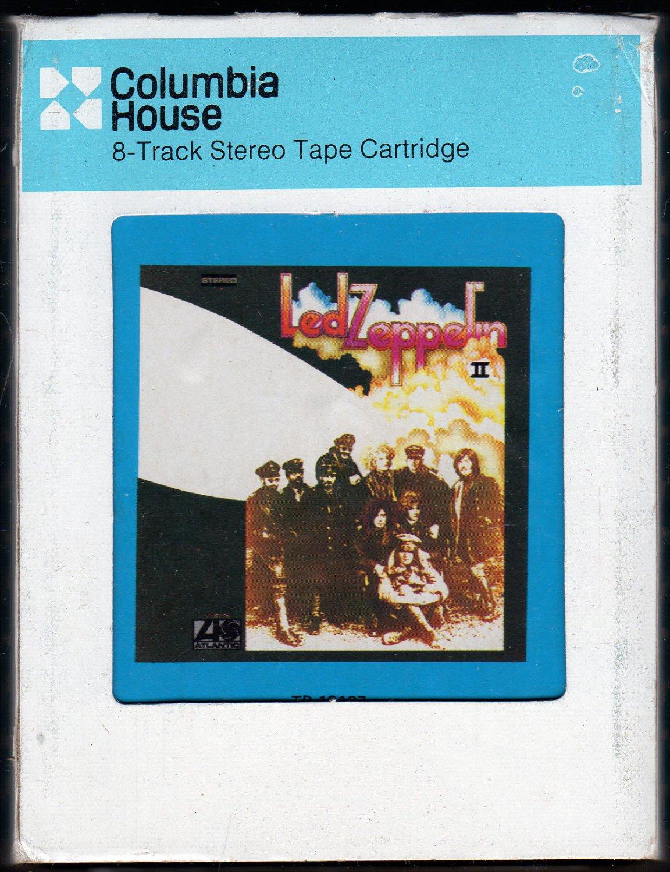 Led Zeppelin - Led Zeppelin II CRC SOLD 8-track tape