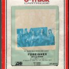 Foreigner - Double Vision 1978 RCA ATLANTIC A50M 8-track tape