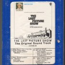 The Last Picture Show - Original Soundtrack Recording 1971 GRT MGM AC5 8-track tape