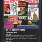 The Drifters - Golden Hits C4 Cassette Tape