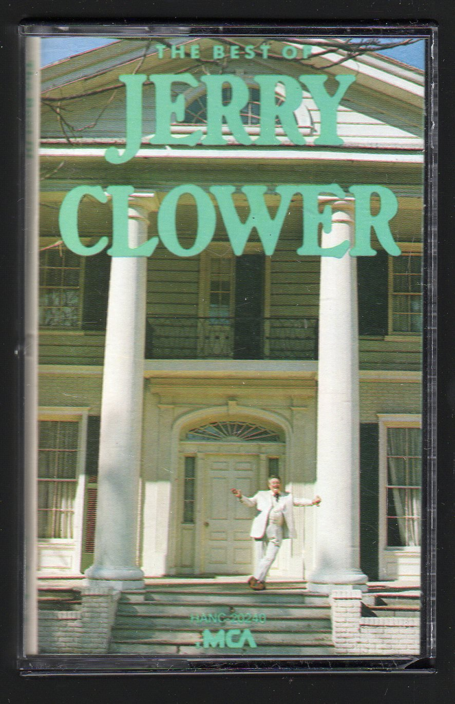 Jerry Clower - The Best Of Jerry Clower C4 Cassette Tape