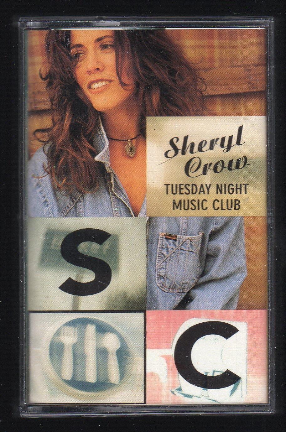 Sheryl Crow - Tuesday Night Music Club C4 Cassette Tape