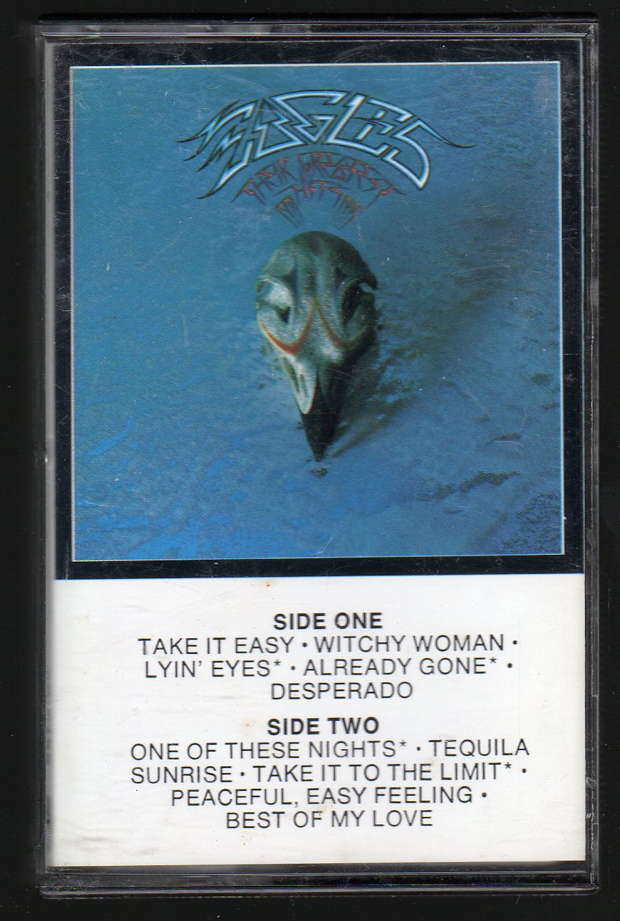 Eagles - Their Greatest Hits 1971-1975 SOLD Cassette Tape